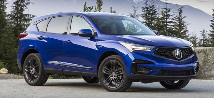 2021 Acura RDX A-Spec® Package