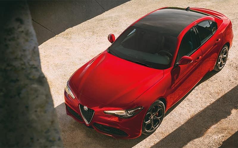 2020 Alfa Romeo Giulia Design