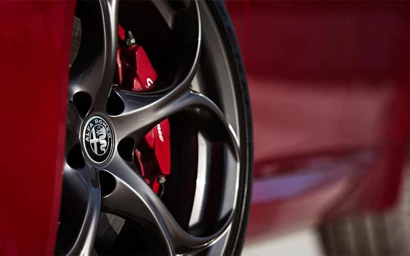 2020 Alfa Romeo Giulia Wheels