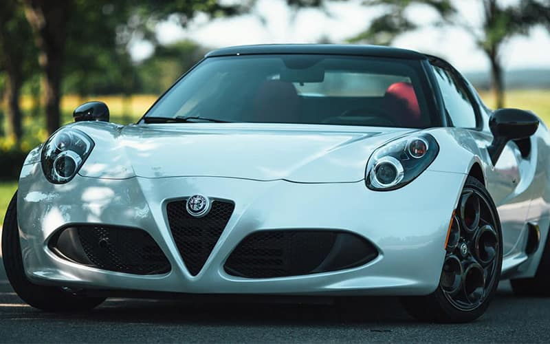 Alfa Romeo 4C Spider Engineering