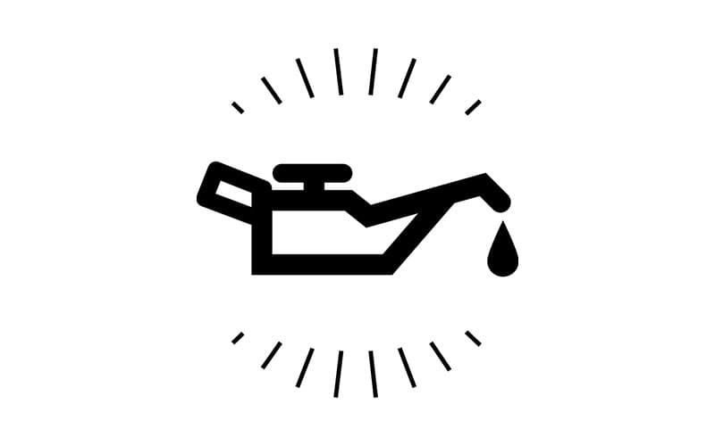 Oil Warning / Low Oil Pressure Light