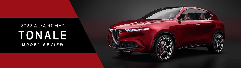 2022 Alfa Romeo Tonale Model Overview at Alfa Romeo of Akron