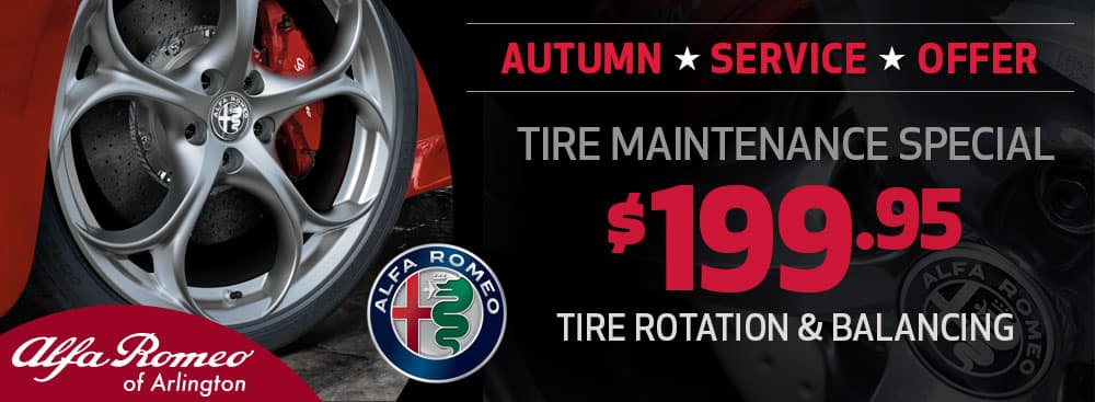 tire maintenance special