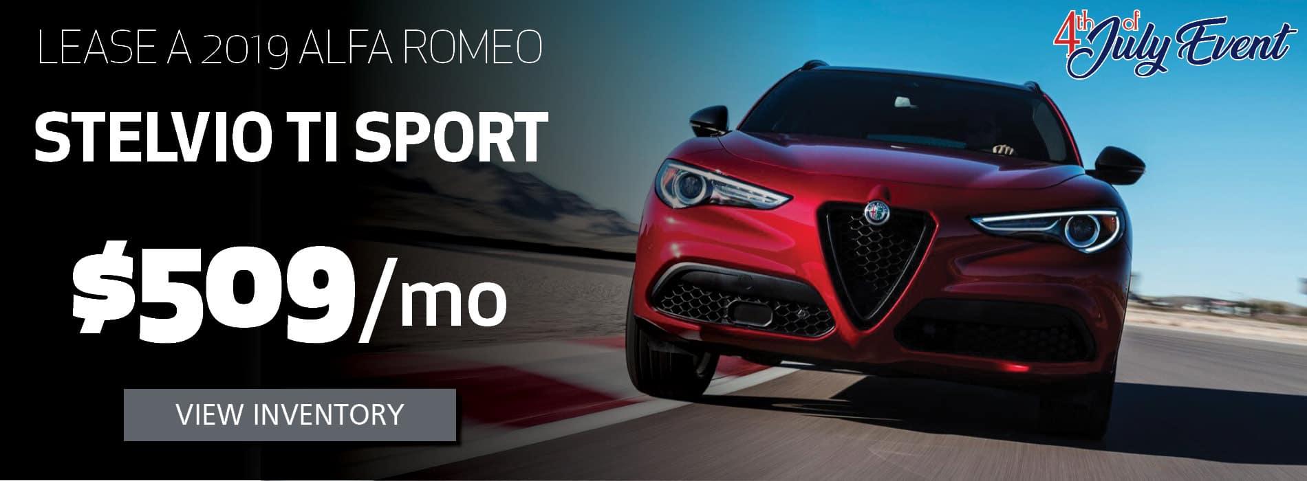 Alfa Romeo Arlington Stelvio