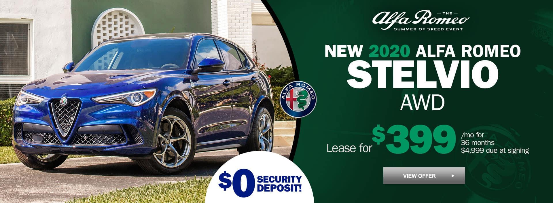 stelvio lease special