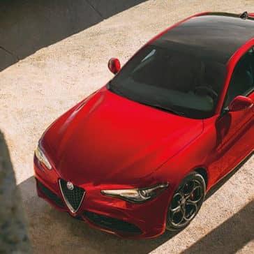 2019 Alfa Romeo Giulia Top
