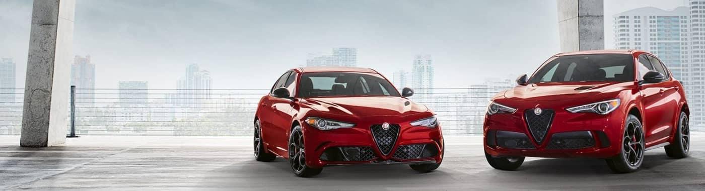 Alfa Romeo Models