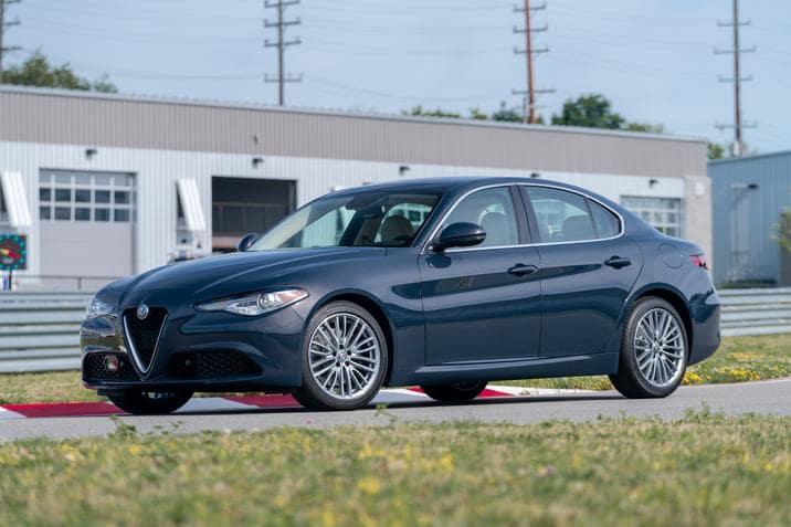 2019 Alfa Romeo Giulia San Diego CA