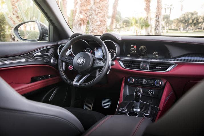 2019 Alfa Romeo Stelvio Quadrifoglio San Diego CA