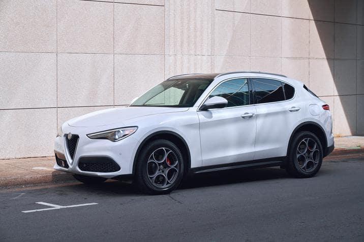 2019 Alfa Romeo Stelvio San Diego CA