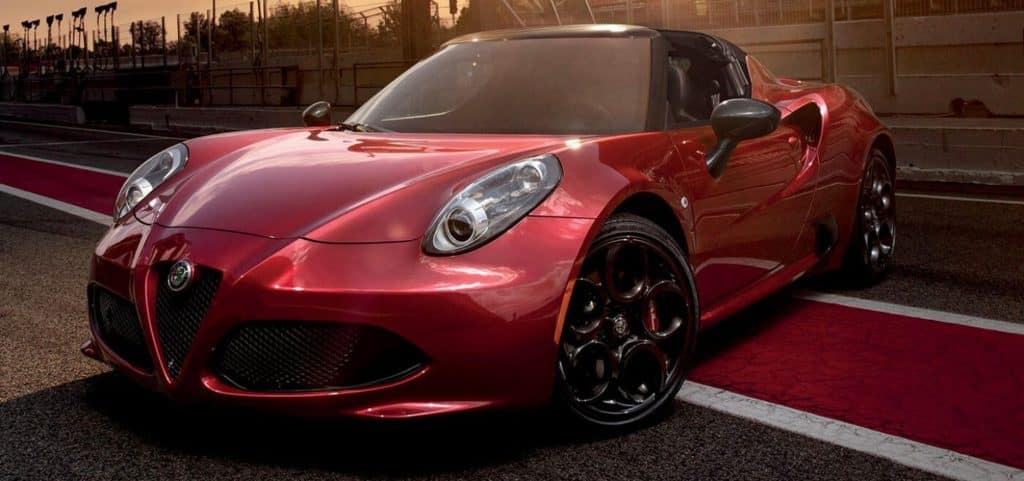 2019 Alfa Romeo Spider San Diego CA