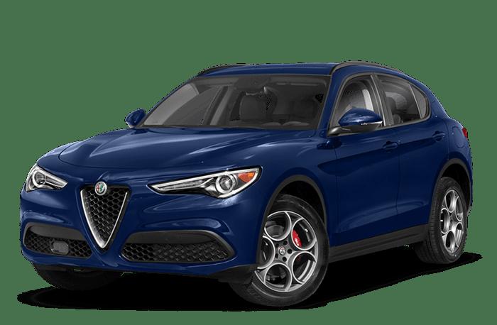 2019 Alfa Romeo Stelvio Blue