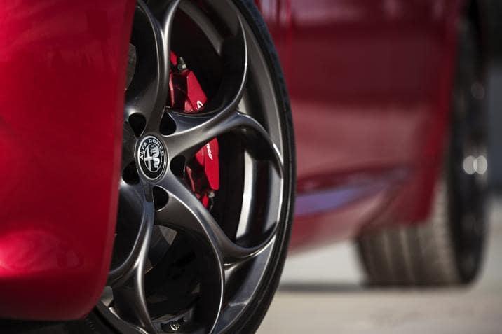 Alfa Romeo Car Brakes San Diego CA