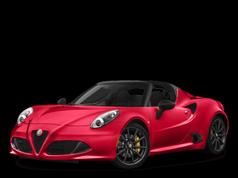 2018 Alfa Romeo 4C Spider