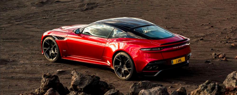 2019 Aston Martin Superleggera