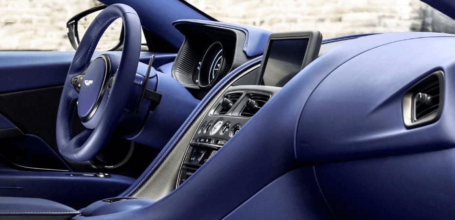 2019 Aston Martin Db11 Interior Aston Martin Austin