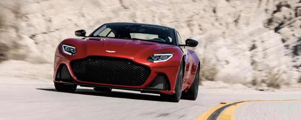 2020 Aston Martin DBS Superlegarra