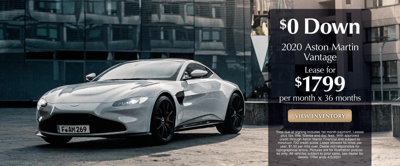Aston Martin Lease Deals Aston Martin Austin
