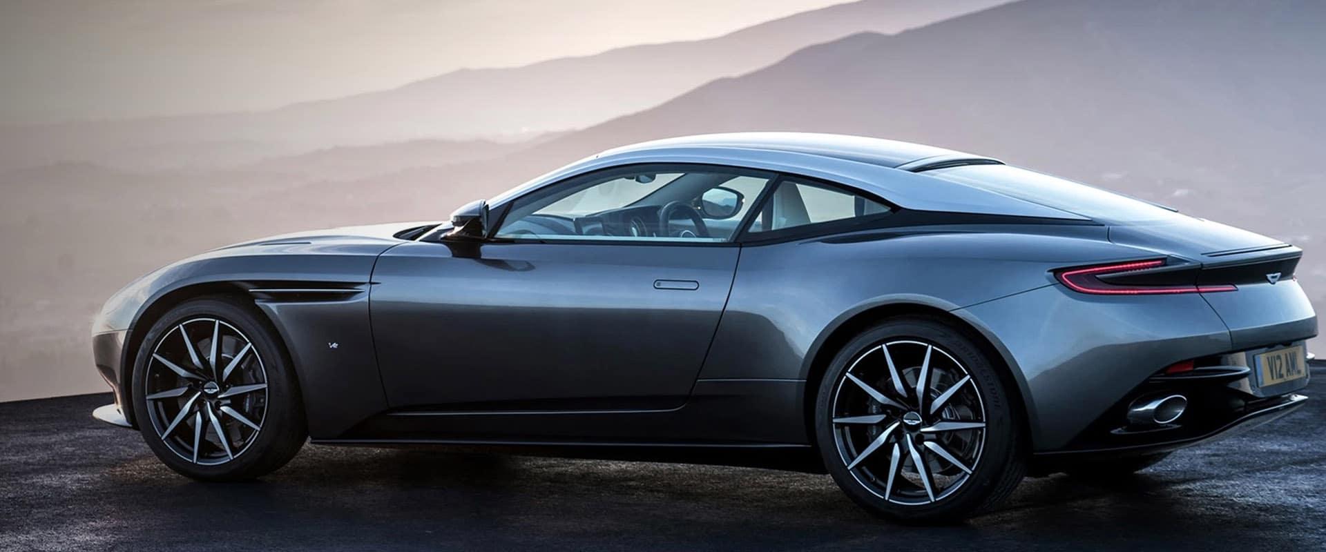 2021 Aston DB11 at Aston Martin Austin.