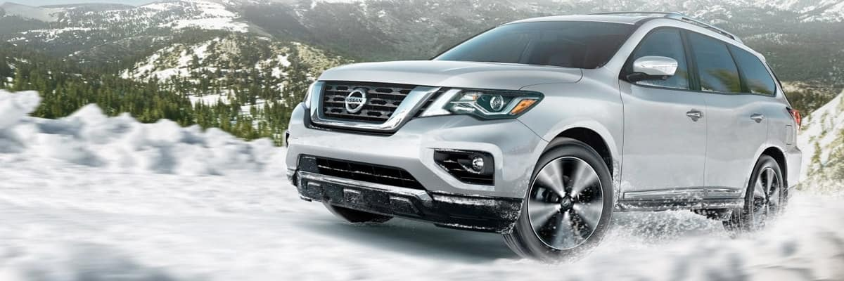 2019 Nissan Pathfinder for Sale Cape Cod