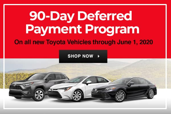 90 Day Deferred Payment Program