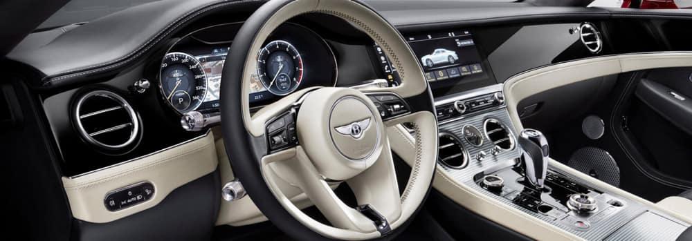 Continental-gt-v8-steering-wheel