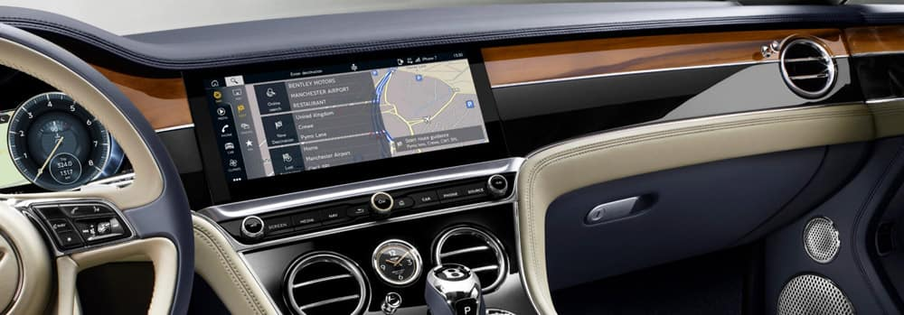 New-Continental-GT-real-time-traffic