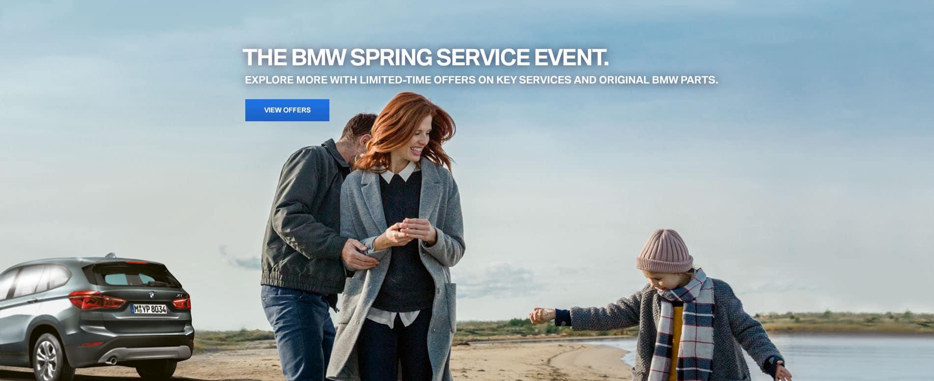BMW Spring Service Event 2019 - Darien, CT