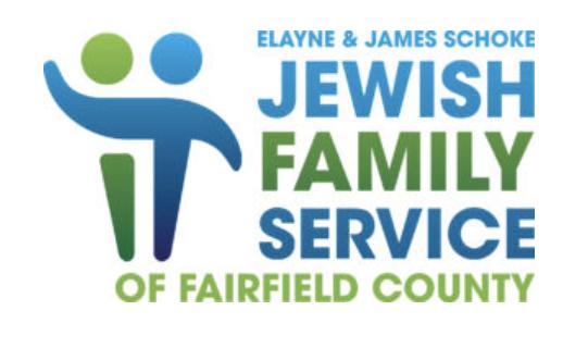 Elayne & James Schoke Jewish Family Service of Fairfield County