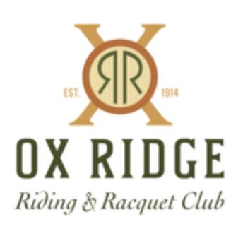 Ox Ridge Riding and Racquet Club Logo