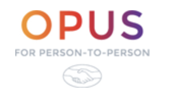 OPUS for Person-to-Person Logo