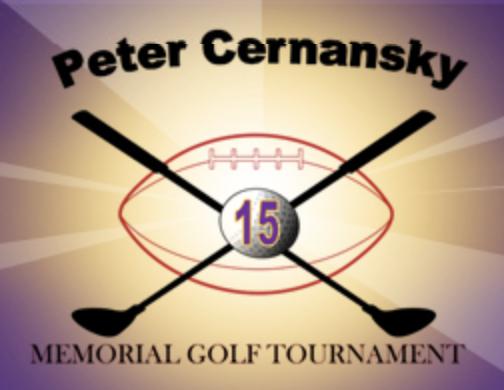 Peter Cernansky Memorial Golf Tournament Logo