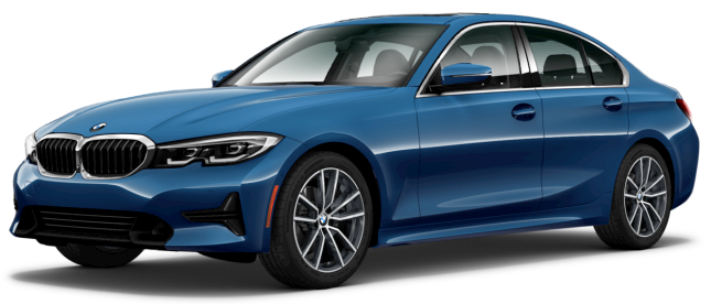Lease a 2021 BMW 330i xDrive Sedan for $439/month for 36 months