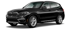 2021 BMW X3 xDrive 30i for $439/month for 36 months