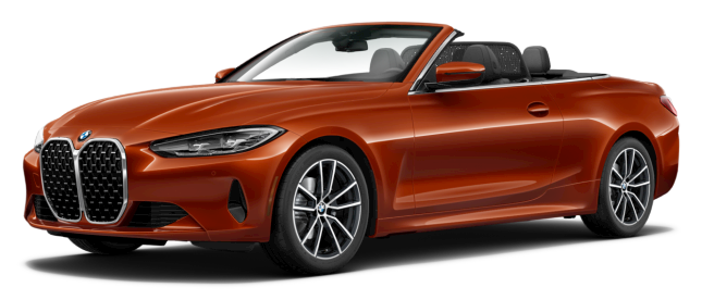 LEASE A  2021 BMW 430I CONVERTIBLE FOR $659/MONTH FOR 36 MONTHS