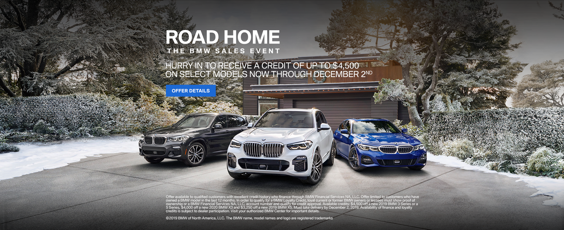 PUSH_BMW_Road_Home_Sales_Event_Winter