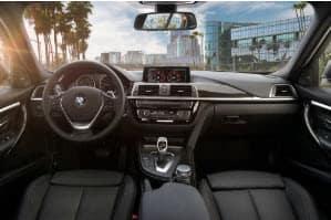 BMW 3 Series Interior Manhattan NY