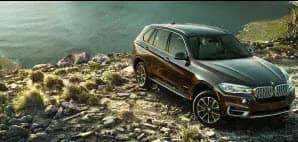 BMW X5 Dimensions