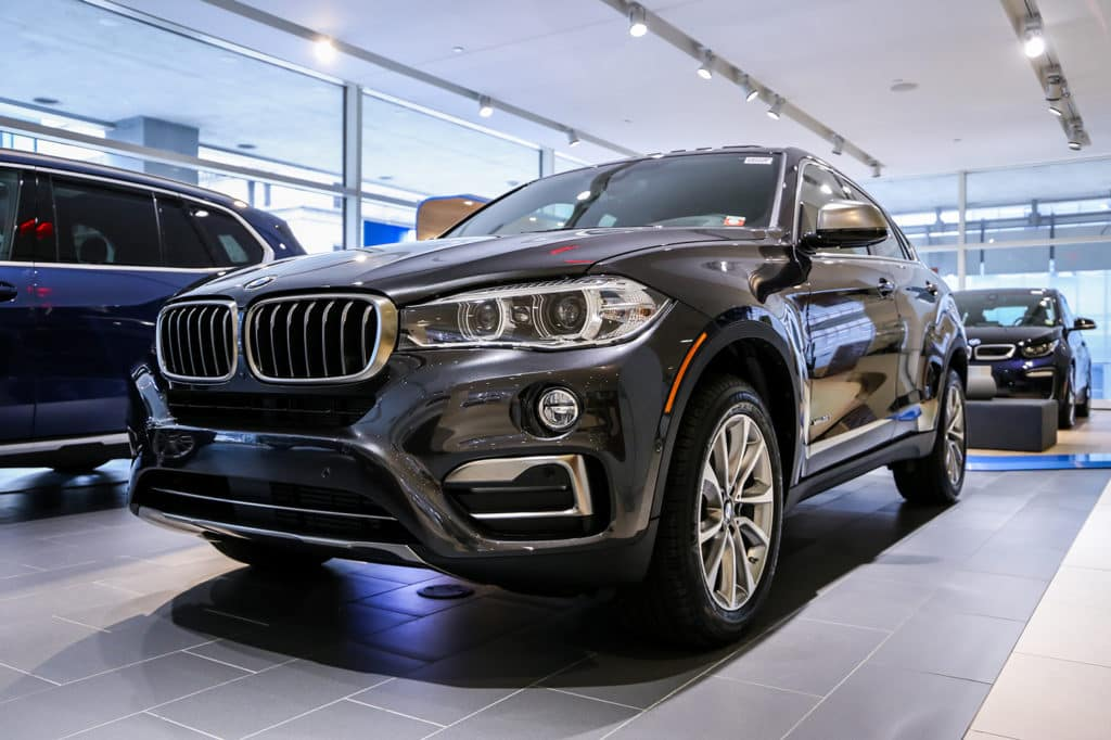 2019 Dark Graphite Metallic X6 xDrive 35i