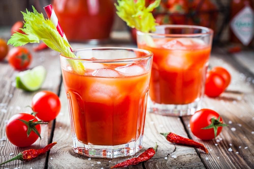 Bloody Marys near New York City