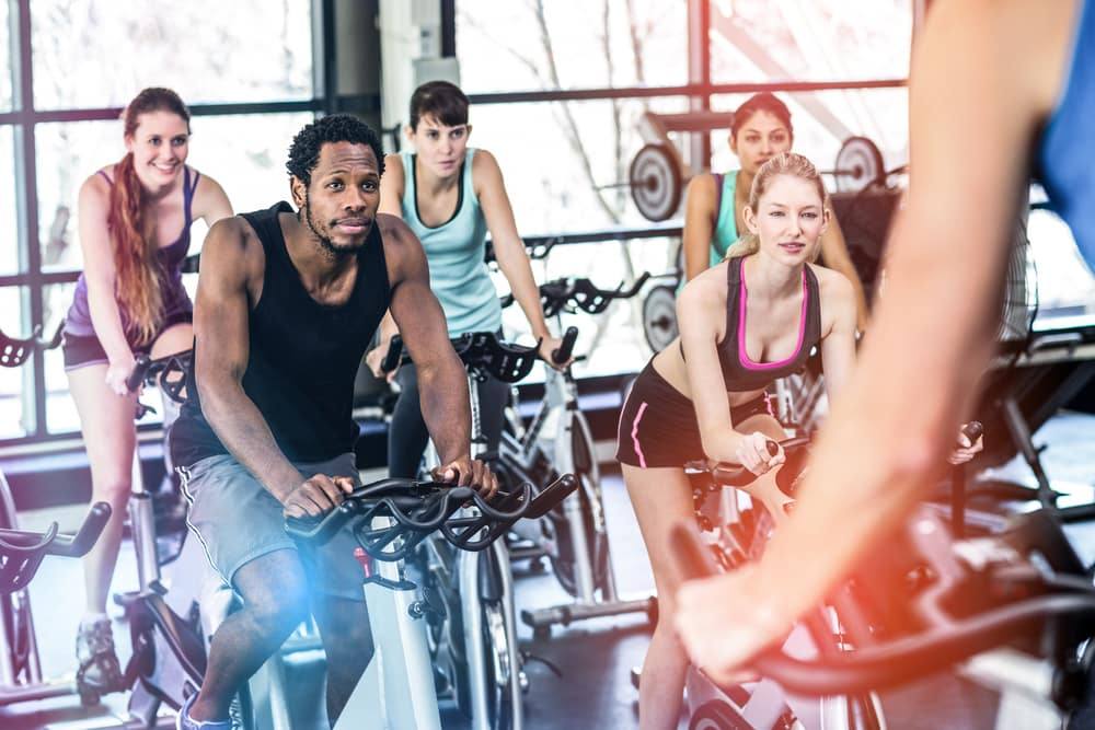 Best Spin Classes near New York City