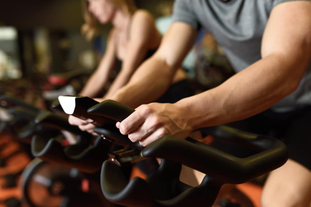 Spin Classes in New York City