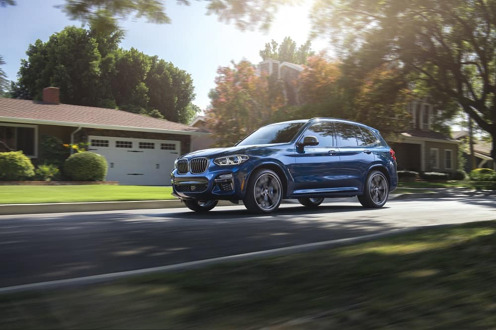 2019 BMW X3 Performance