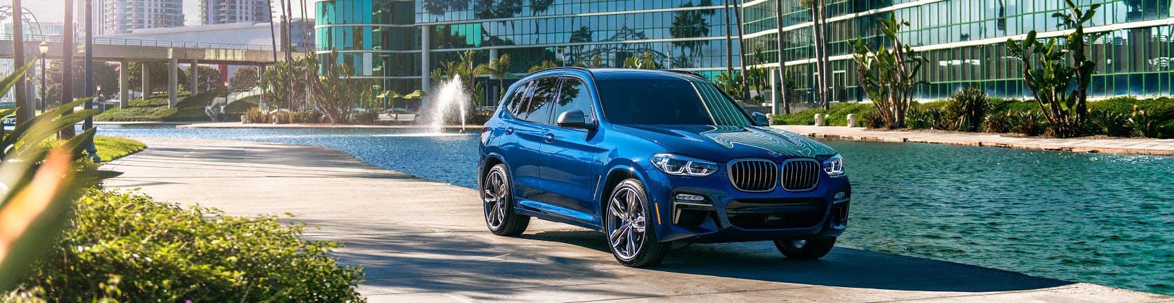 2019 BMW X3 vs BMW X1