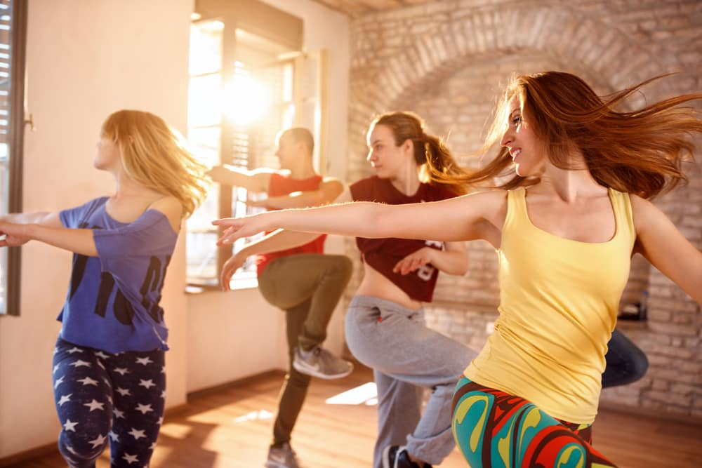 Dancing Classes near New York City