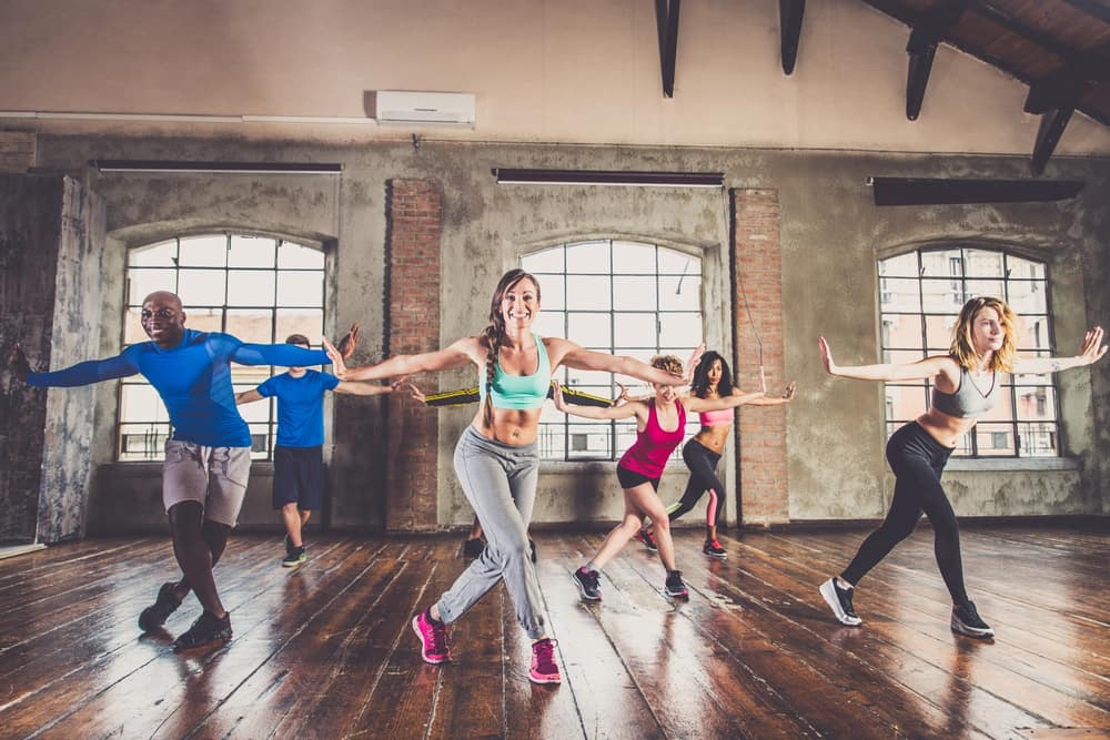 Zumba Classes near New York City