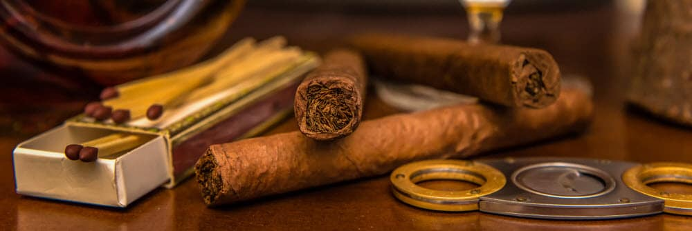 Best Cigar Lounges near New York City