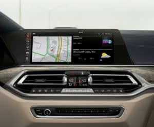 2019 BMW X7 Futuristic Technology