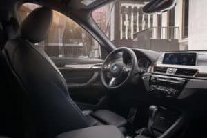 2019 BMW X1 Front Driver Technology