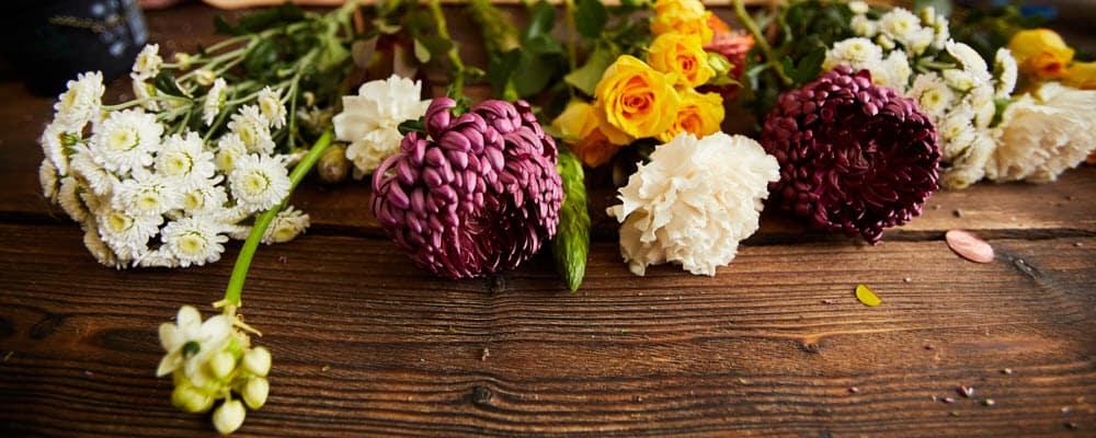 Floral Design near New York City